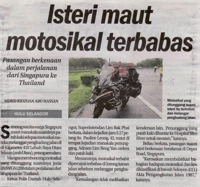 Portal Rasmi Pdt Hulu Selangor Keratan Akhbar 01 November 2018