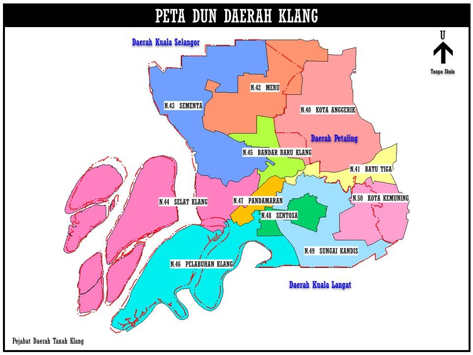 Portal Rasmi Pdt Klang Persempadanan Dun